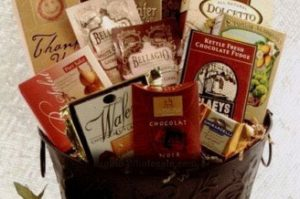 Wholesale companies selling gourmet and food items to the gift basket business owner.