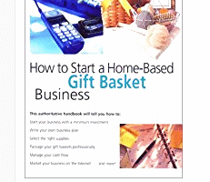 Gift Basket Business Training Books